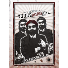 Packaging of Tropico 4 DLC - Propaganda [PC]