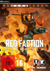 Verpackung von Red Faction: Guerilla Re-Mars-Tered [PC]