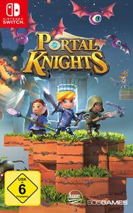 Verpackung von Portal Knights [Switch]