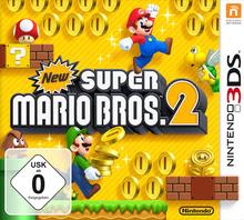 Verpackung von New Super Mario Bros. 2 [3DS]
