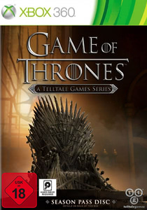 Verpackung von Game of Thrones - A Telltale Games Series [Xbox 360]