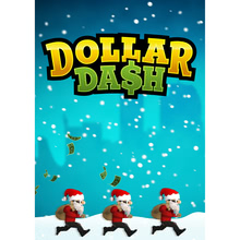 Packaging of Dollar Dash DLC - Winter Pack [PC]