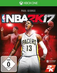 Verpackung von NBA 2K17 [Xbox One]