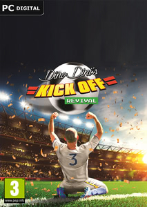 Packaging of Dino Dini's Kick Off Revival [PC]