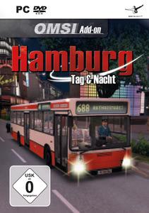Verpackung von OMSI 2 Hamburg Tag und Nacht [PC]