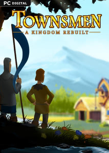 Packaging of Townsmen: A Kingdom Rebuilt [PC]