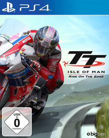 Verpackung von TT Isle of Man: Ride on the Edge [PS4]