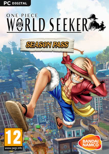Packaging of ONE PIECE: World Seeker - Episode Pass [PC]
