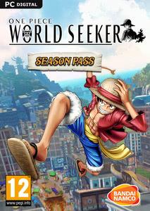 Packaging of ONE PIECE: World Seeker - Episode Pass [PC]