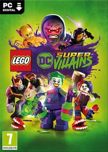 Packaging of Lego DC Super-Villains [PC]