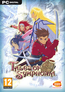 Packaging of Tales of Symphonia [PC]