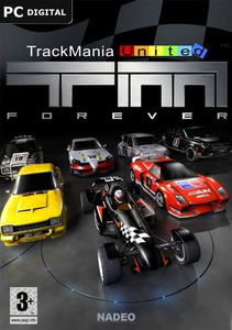 Packaging of Trackmania United Forever [PC]