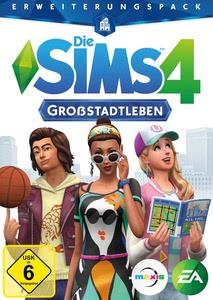 Verpackung von Die Sims 4 - Add On Großstadtleben [PC / Mac]