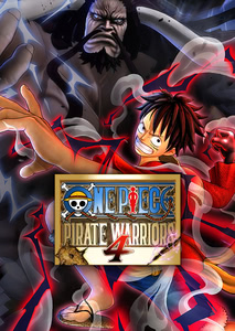 Verpackung von One Piece Pirate Warriors 4 [PC]