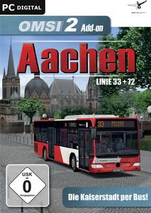 Verpackung von OMSI 2 Aachen [PC]
