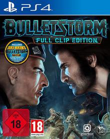 Verpackung von Bulletstorm Full Clip Edition [PS4]