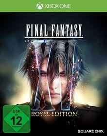 Verpackung von Final Fantasy XV Royal Edition [Xbox One]