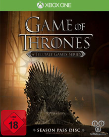Verpackung von Game of Thrones - A Telltale Games Series [Xbox One]