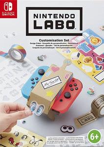 Verpackung von Nintendo Labo - Design Paket [Switch]