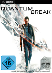 Verpackung von Quantum Break [PC]