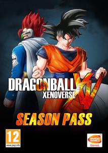 Packaging of Dragon Ball Xenoverse - Season Pass [PC]