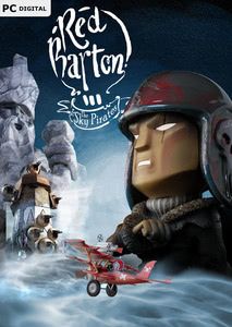 Packaging of Red Barton and the Sky Pirates [PC]