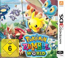 Verpackung von Pokemon Rumble World [3DS]