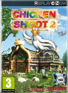 Packaging of ChickenShoot 2 [PC]