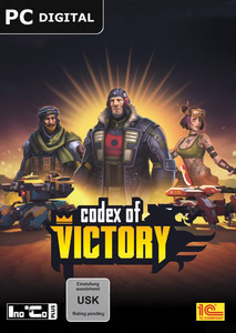 Verpackung von Codex of Victory [PC / Mac]