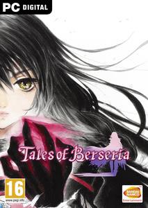 Packaging of Tales of Berseria [PC]