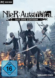 Verpackung von NieR: Automata Day One Edition [PC]