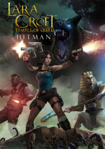 Packaging of LARA CROFT AND THE TEMPLE OF OSIRIS Hitman Pack [PC]