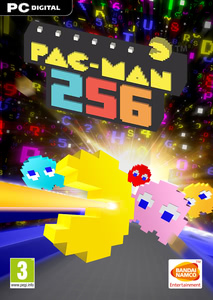 Packaging of Pac-Man 256 [PC]