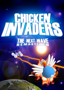 Packaging of Chicken Invaders 2 [PC]
