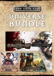 Verpackung von The Dark Eye Universe Bundle [PC]