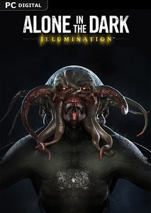 Packaging of Alone in the Dark: Illumination [PC]