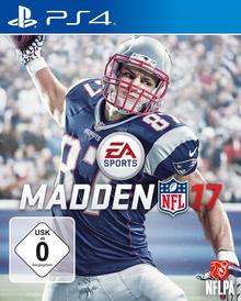 Verpackung von Madden NFL 17 [PS4]