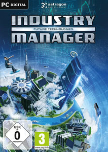 Verpackung von Industry Manager - Future Technologies [PC]