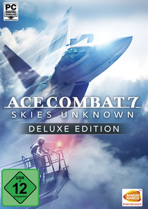 Verpackung von ACE COMBAT 7: SKIES UNKNOWN Deluxe Edition [PC]