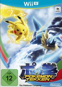 Verpackung von Pokemon Tekken [Wii U]