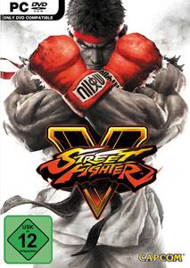 Verpackung von Street Fighter V [PC]