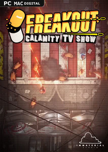 Packaging of Freakout Calamity TV Show [PC / Mac]
