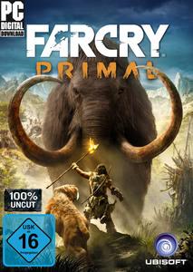 Verpackung von Far Cry Primal [PC]