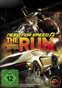 Verpackung von Need for Speed The Run - Limited Edition [PC]
