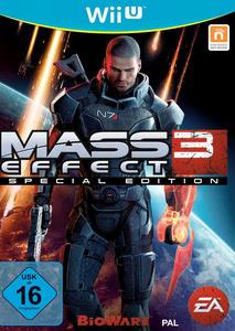 Verpackung von Mass Effect 3 Special Edition [Wii U]