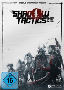 Verpackung von Shadow Tactics: Blades of the Shogun [PC]
