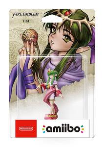 Verpackung von amiibo - Fire Emblem Collection Tiki [3DS / Wii U / Switch]
