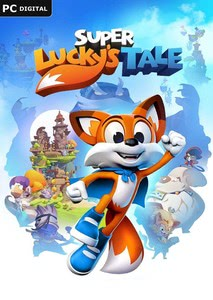 Packaging of Super Lucky's Tale [PC]