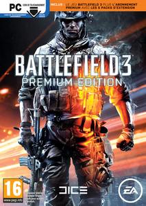 Emballage de Battlefield 3 édition premium [PC]