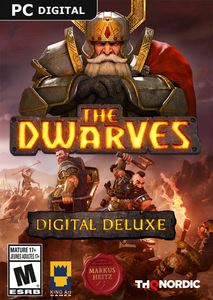 Emballage de The Dwarves Digital Deluxe Edition [PC]